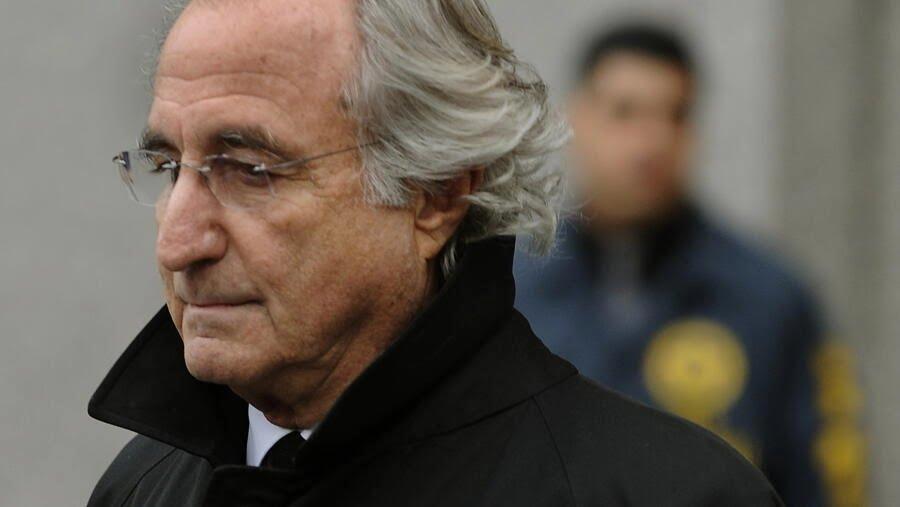 L'ancien financier Bernie Madoff photographié en 2009.